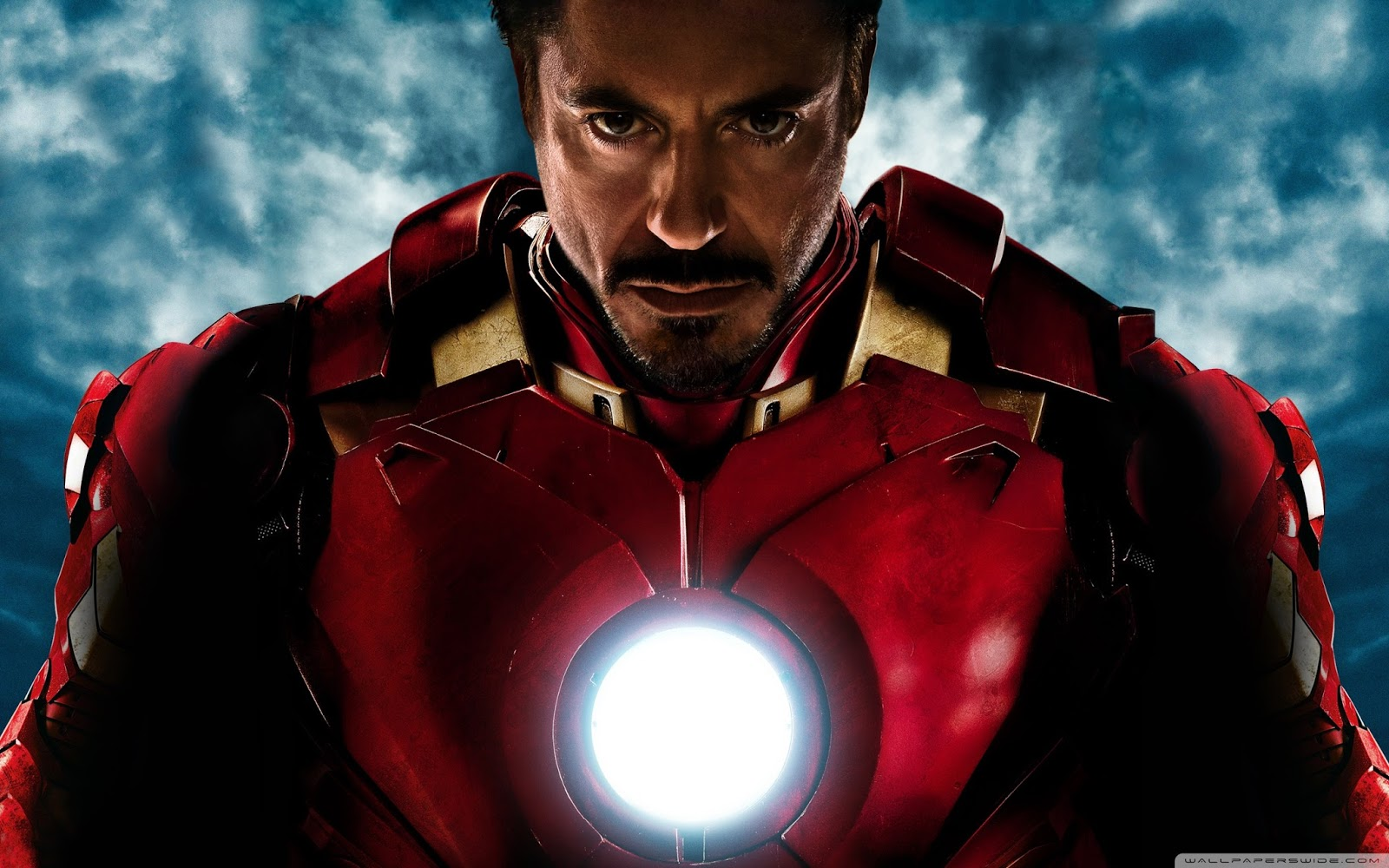 Tony Stark Iron Man 2 Wallpaper
