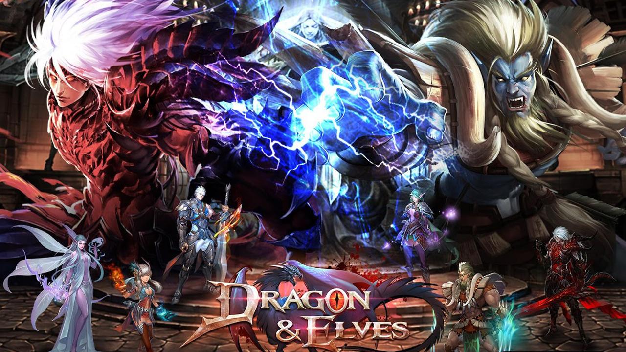 Dragon&Elves