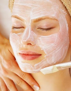 Dry Facial skin for pack