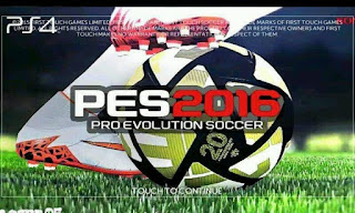 PES 2016 APK + OBB New Version
