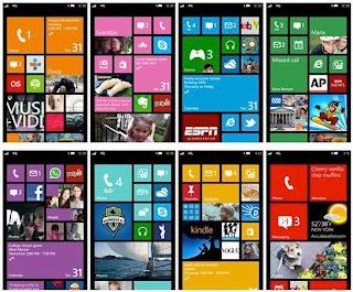 Tampilan Android Menjadi Windows 8 dengan WP8