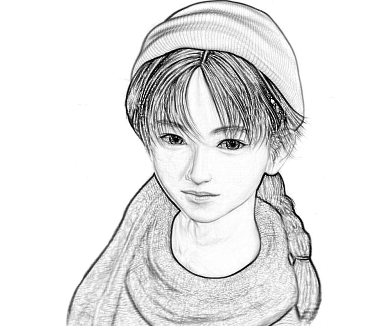 printable-shenmue-shenhua-cute-coloring-pages