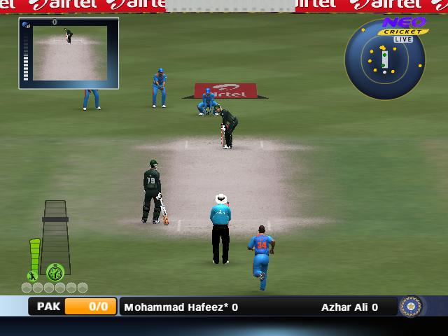 ea sports 2009 cricket free  full version