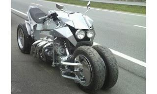 تصاميم لدراجات ناريه