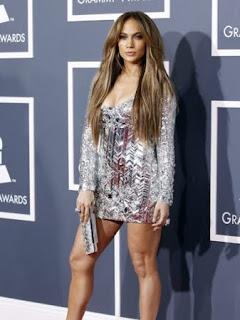 Jennifer Lopez in Short Dress, Jennifer Lopez Short Dress Pics