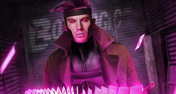 Channing Tatum como Gambito