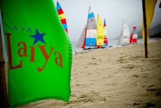 Playa Laiya; most desired leisure destination in Batangas