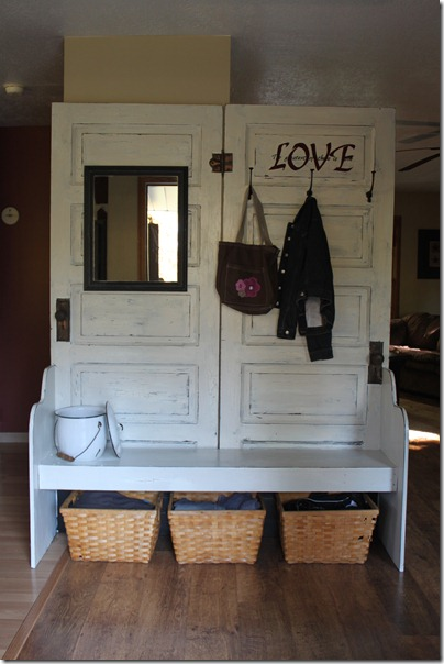 Creative and Cool Ways to Reuse Old Doors (18) 9