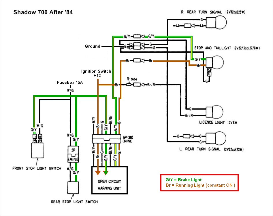 ace car wiring diagram ace automotive wiring diagrams shadow 04 23 11 85 vt700 a ace car wiring diagram shadow 04 23 11 85 vt700 a