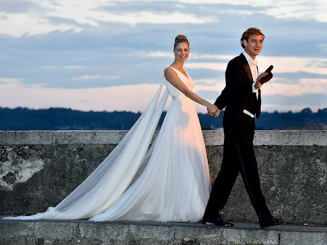 casiraghi borromeo wedding