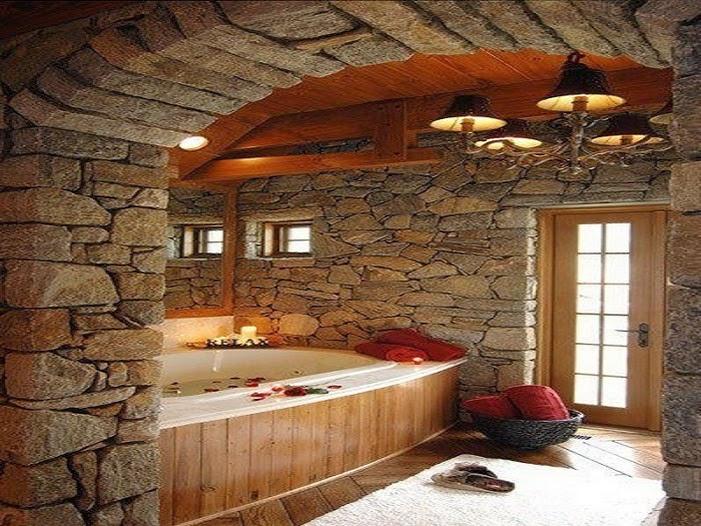 Conseils d co et relooking comment d corer votre salle for Pierre naturelle pour salle de bain