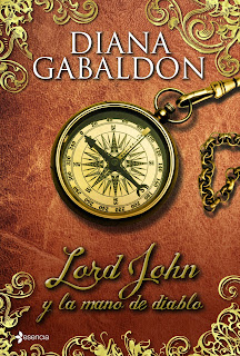 Lord John y la mano del diablo de Diana Gabaldon