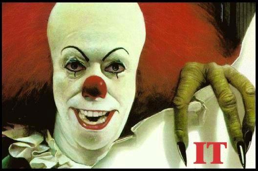 """Cover Art de """"IT, uma obra prima do medo"""""""