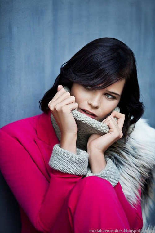 Looks otoño invierno 2015 Uma ropa de mujer.