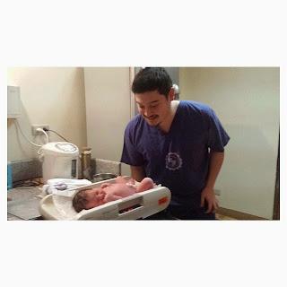 Melissa Ricks baby
