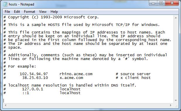 Cara Mudah Memblokir Website Tertentu di Komputer Windows