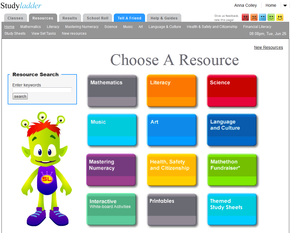 Smarty Pants Teaching Resources: July 2012