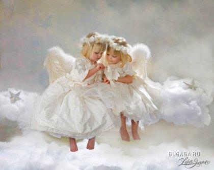 Картинки с ангелочками красивые