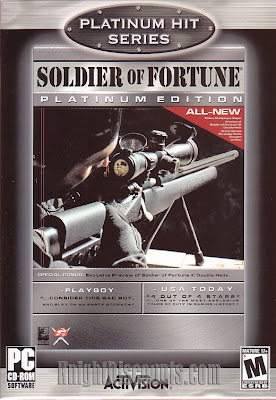 Descargar Soldier of Fortune 1 para pc
