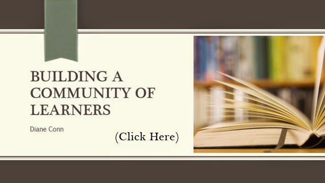 Click Here to view my plan for building a community of leaders.