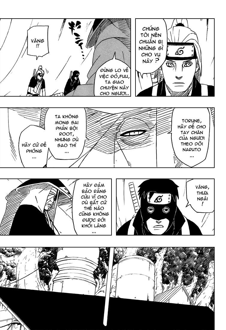 Naruto chap 455 Trang 3 - Mangak.info