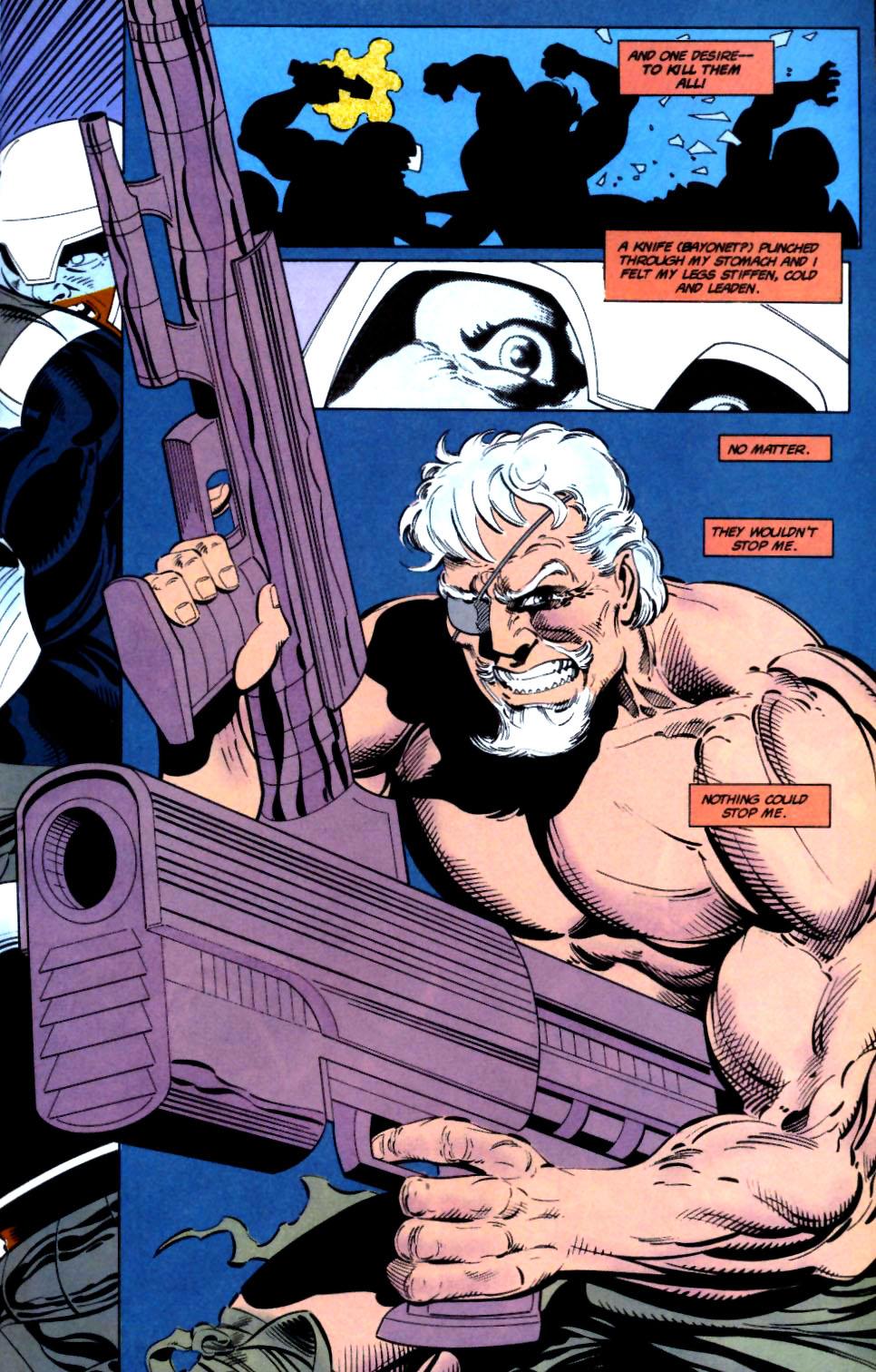 Deathstroke (1991) Issue #16 #21 - English 21