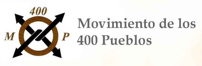 MOVIMIENTO NACIONAL DE LOS 400 PUEBLOS