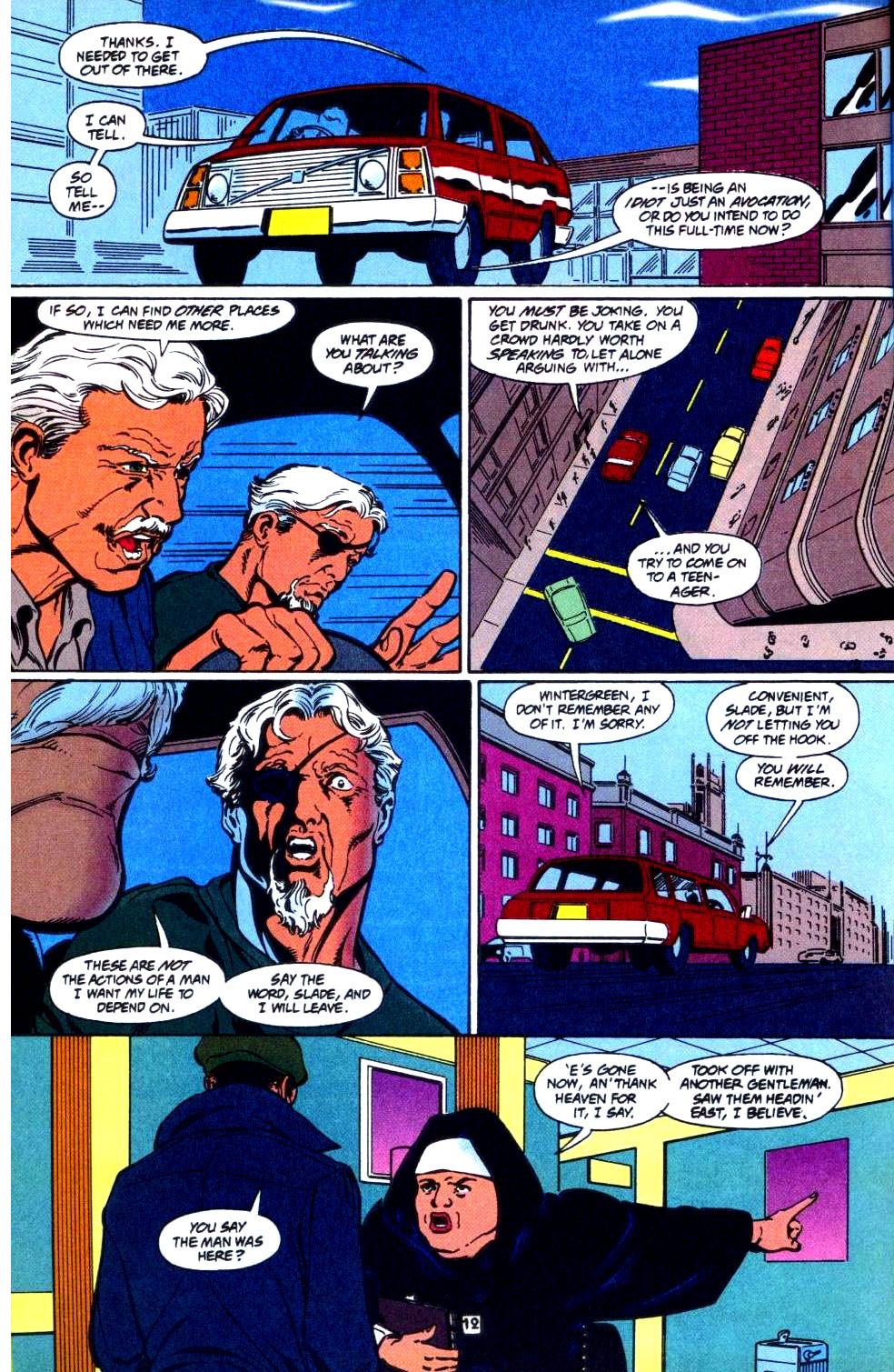 Deathstroke (1991) Issue #35 #40 - English 13