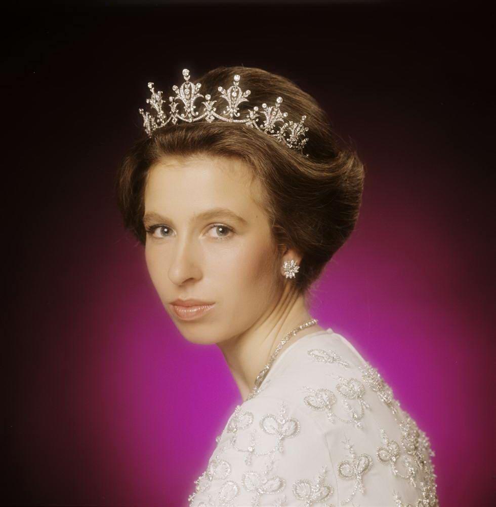 Festoon tiara
