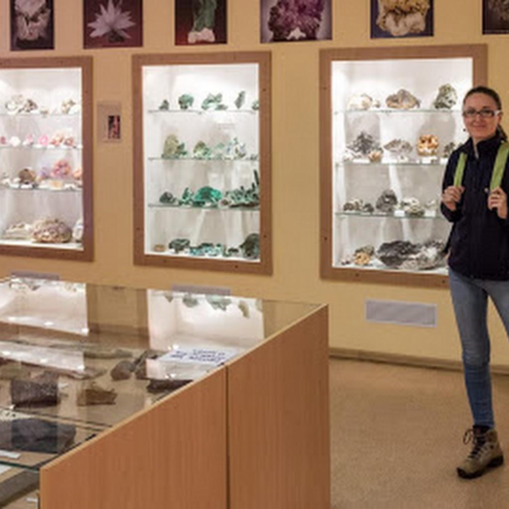 W świecie Krzemienia Pasiastego - Muzeum Minerałów i Skamieniałości w Świętej Katarzynie