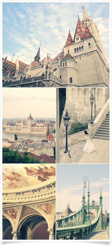 Budapest City Getaway