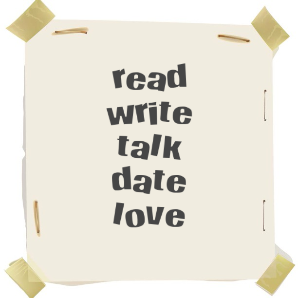 Read write talk date love