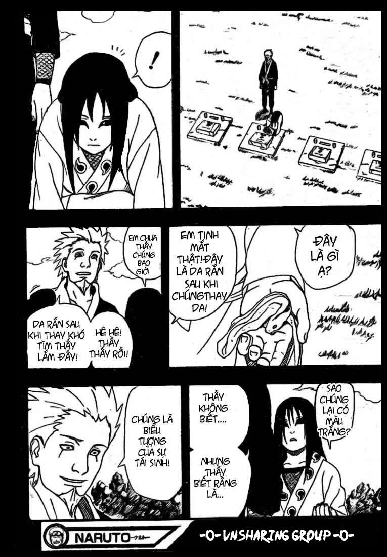 Naruto chap 344 Trang 16 - Mangak.info