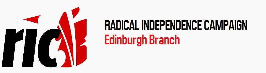 Radical Independence Campaign Edinburgh Branch