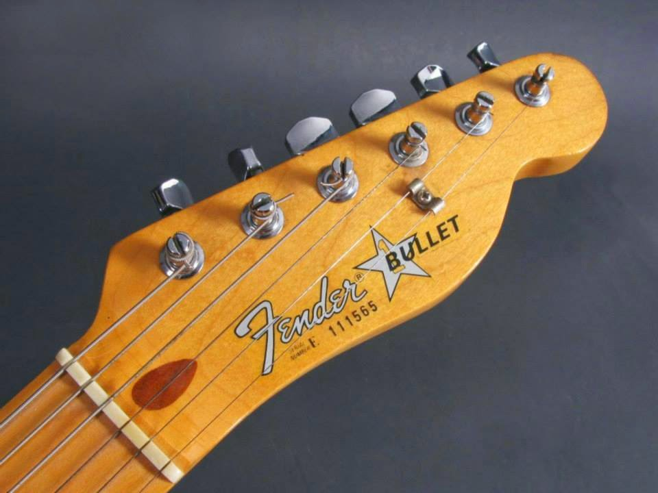 Fender 169 Kitchen 1981 Fender 174 Bullet 174 Standard S2