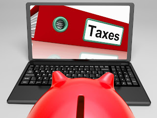 Author Writer Income Tax Expenses