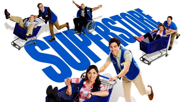 nbc this is us superstore renewed ile ilgili görsel sonucu