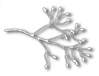 Die - Leafy Branch