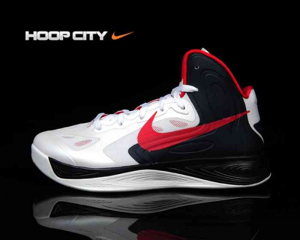 2012 nike zoom hyperfuse 2012 olympic usa