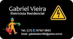 Eletricista Gabriel Viera