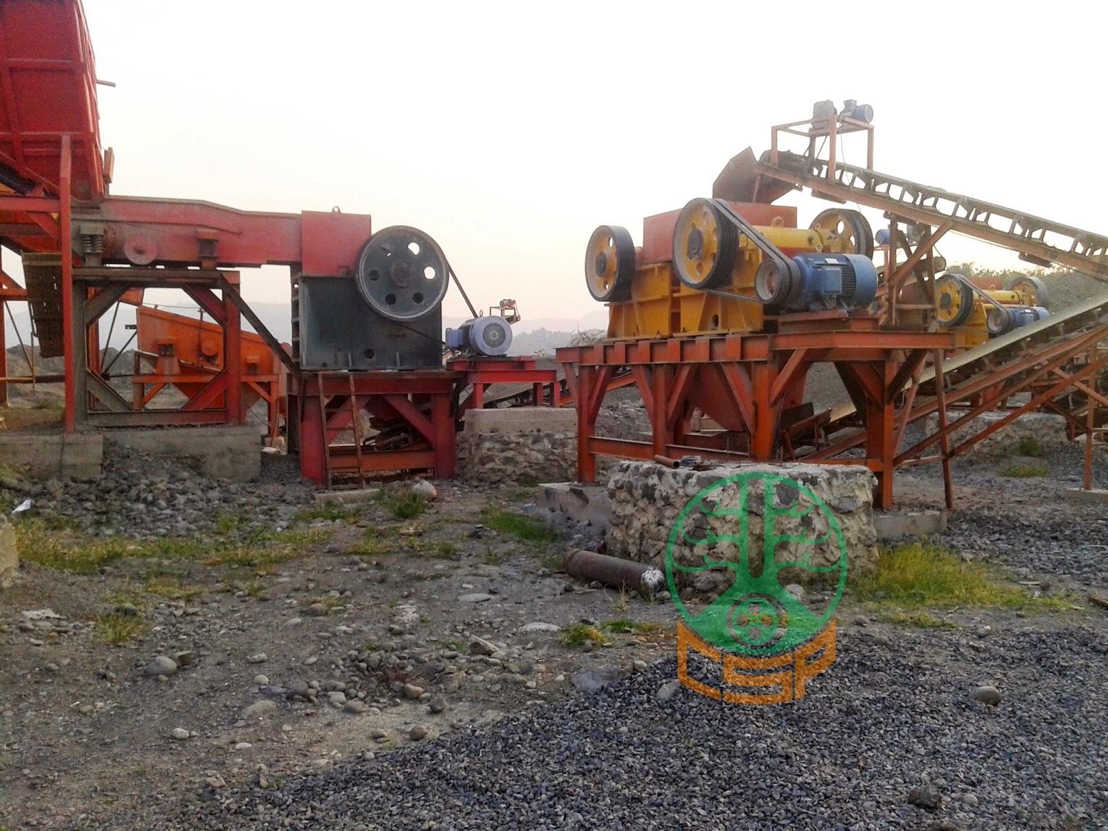 Project CSP Stone Crushing Plant 100 Tph, PT CTA Subang (03)