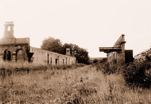 Gosport Station 1980