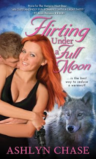Flirting Under a Full Moon by Ashlyn Chase (Flirting with Fangs #1)