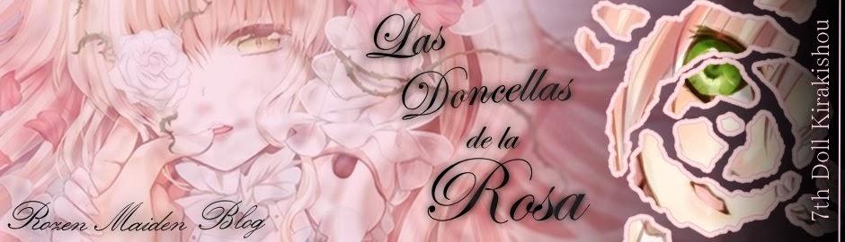 Las Doncellas de la Rosa   -Rozen Maiden-