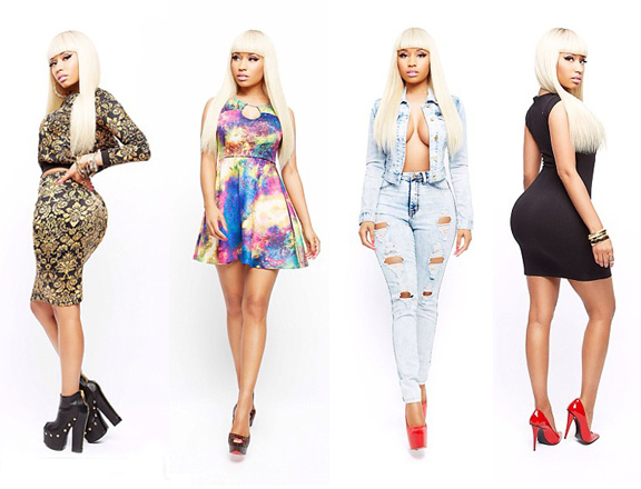 Dec 15,  · nikki minaj has a clothing line at kmart, but i found her items to be over priced for the quality of clothes. once the items are majorly reduced i'll pick up a few things.