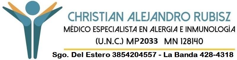DR CHRISTIAN ALEJANDRO RUBISZ
