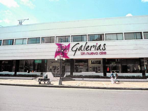 Centro Comercial Galerias Un nuevo aire