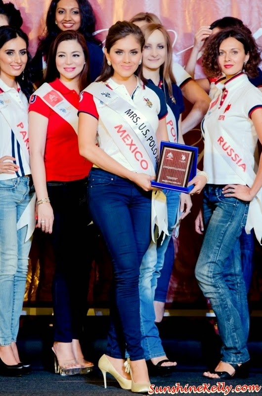 Delegates Preview of Mrs. Universe 2014 World Finals , Mrs. Universe 2014 World Finals, Ms. Yezenia Navarro from Mexico,  Mrs. U.S. Polo Assn. (Malaysia) 2014, Subsidiary Title Winner