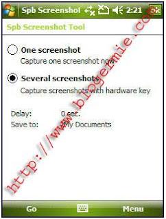 5 Aplikasi Screenshoot Gratis Untuk Windows Mobile, Pocket PC dan Smartphone