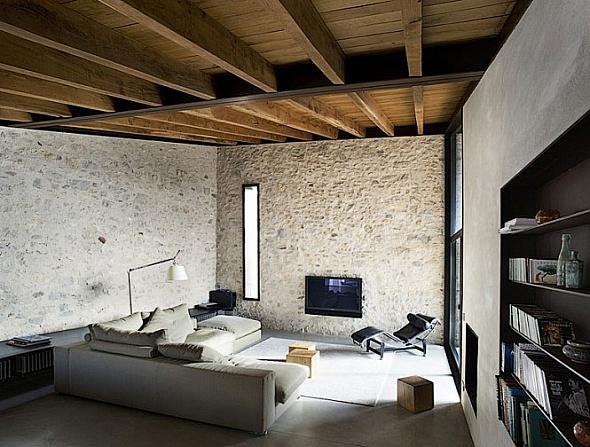 Moderno apartamento con estilo r stico taringa - Estilo rustico moderno ...